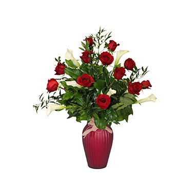 Rose-and-calla-lily-vase