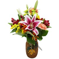 fresh_flower_vase_stargazer