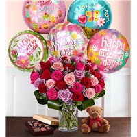 only-the-best-for-mom-rose-balloon-bear-chocolate-combo-in-a-vase